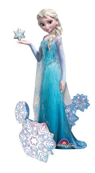 Airwalker Frozen Elsa La Regina del Ghiaccio