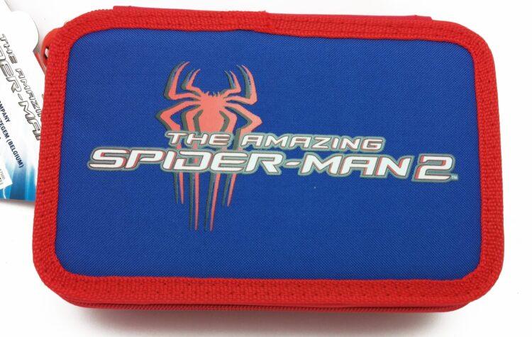Astuccio triplo Spiderman