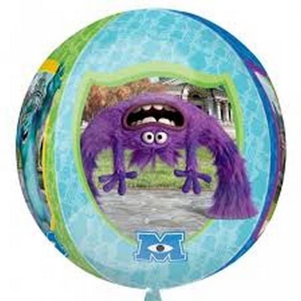 Palloncino personaggi Monsters University