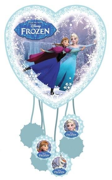 Pignatta Disney Frozen Ice Skating