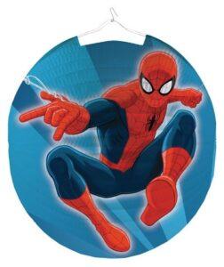 Decorazione Lanterna rotonda Spiderman
