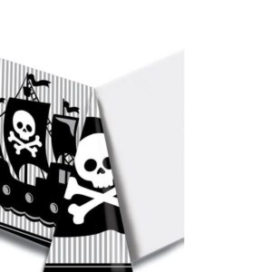 Tovaglia festa Teschio Pirati