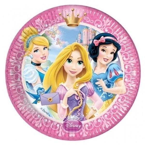 Piatti dessert Principesse Disney