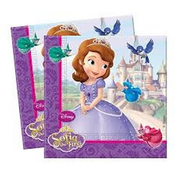 Tovaglioli festa Sofia la Principessa