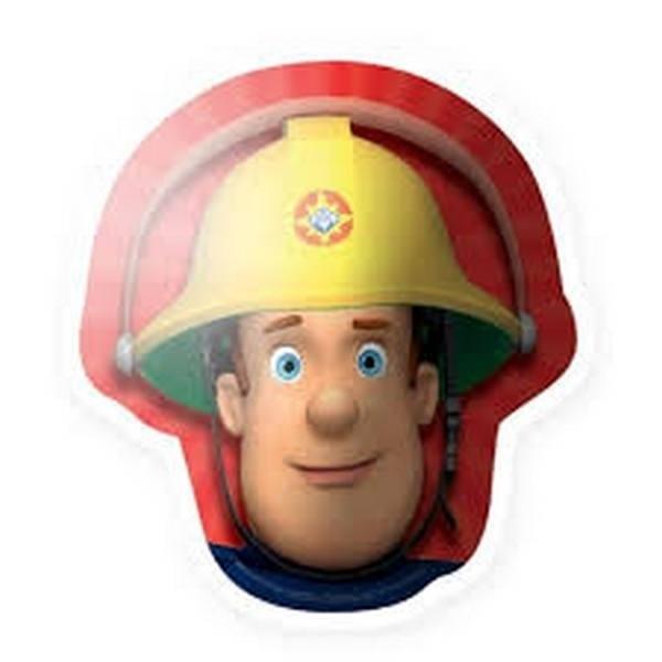 Palloncino sagomato super-shape Sam il Pompiere