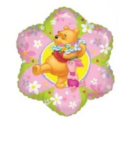 Palloncino a elio Winnie The Pooh