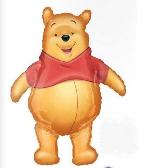 Palloncino altezza bimbo Winnie The Pooh