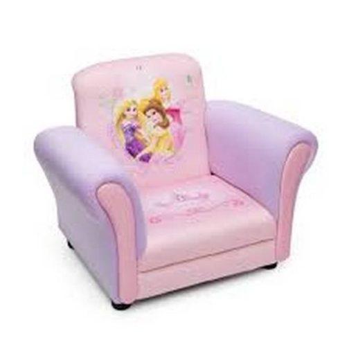 Poltrona tappezzata Principesse Disney