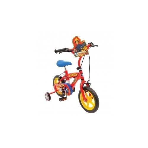 Bicicletta Sam il Pompiere 12 pollici