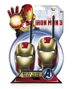 Walkie Talkie Iron Man 3