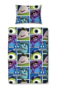 Set Lettino 4in1 Monsters University