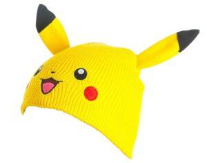 Cappello ragazzo/adulto con orecchie Pokemon