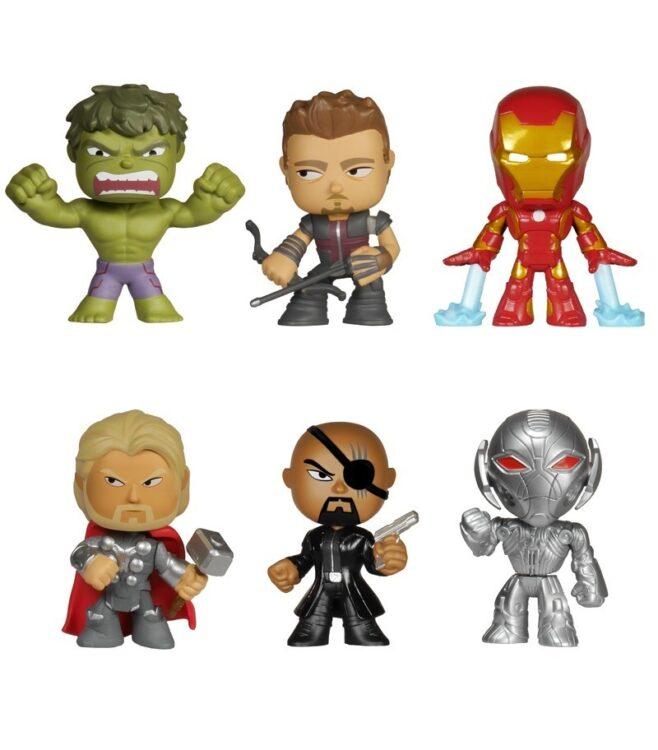 Funko pop! Mystery Minis Marvel Avengers Age of Ultron