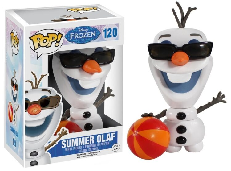 Funko pop! Disney Frozen Summer Olaf