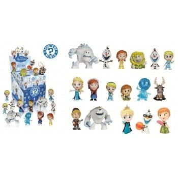 Funko pop! Mystery Mini Disney Frozen Serie 2 Limited