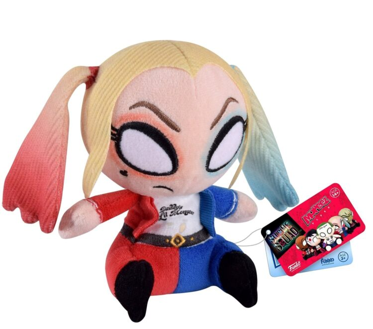 Funko Mopeez - DC Suicide Squad - Harley Quinn