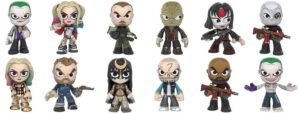 Funko pop! Mystery Minis DC Heroes Suicide Squad