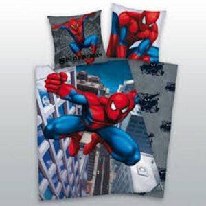 Parure copripiumino reversibile piazza e mezza Spiderman