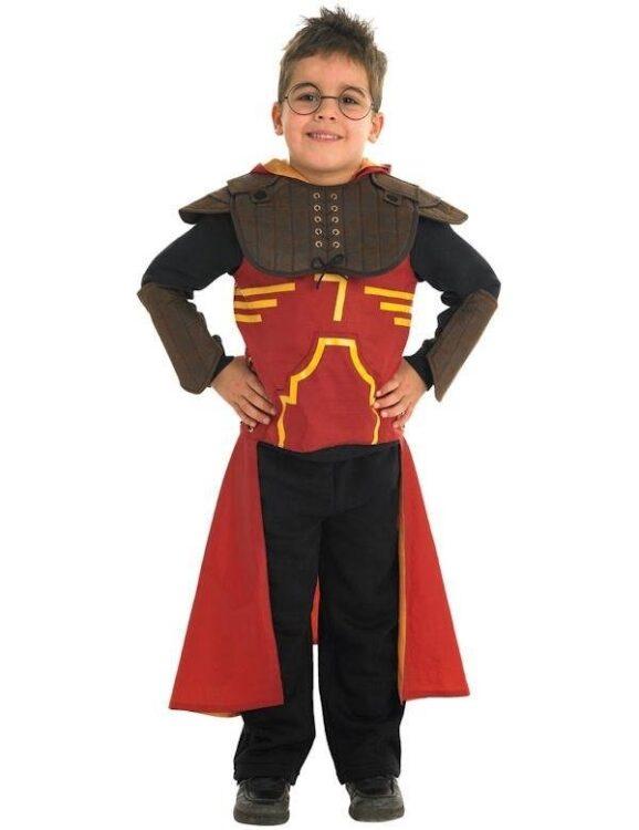 Costume Quidditch Harry Potter De Luxe