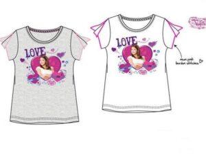 T-Shirt Violetta Love