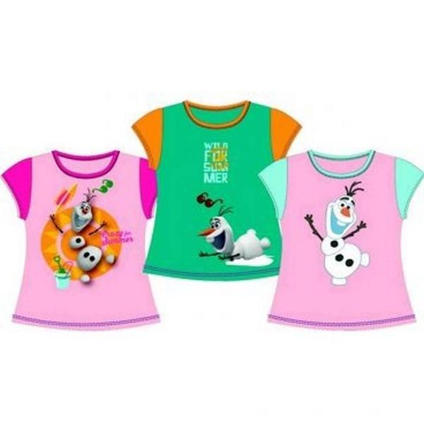 T-Shirt Disney Frozen Olaf