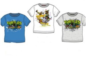 T-Shirt Tartarughe Ninja