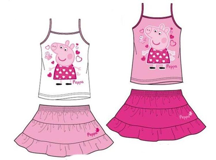 Completino bimba Peppa Pig