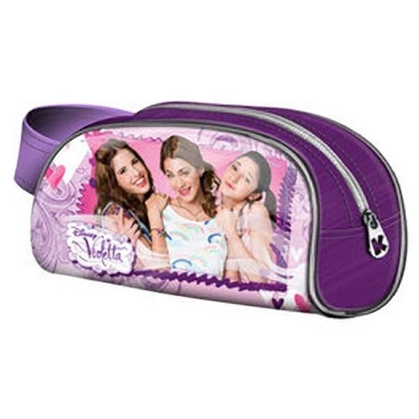 Astuccio portatutto Violetta and Friends