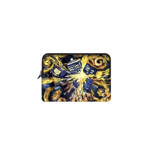 Borsa MacBook Air 13 Doctor Who Tardis