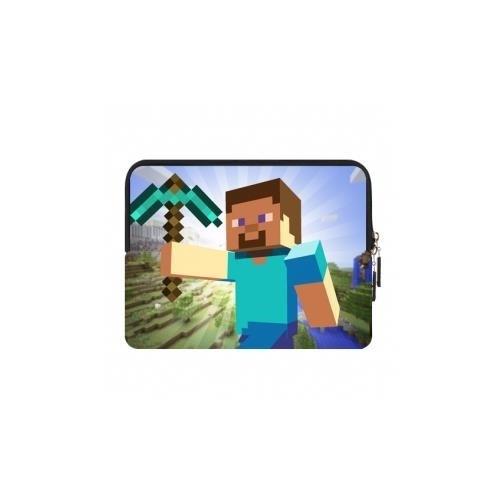 Borsa iPad mini Minecraft Video Game Steve