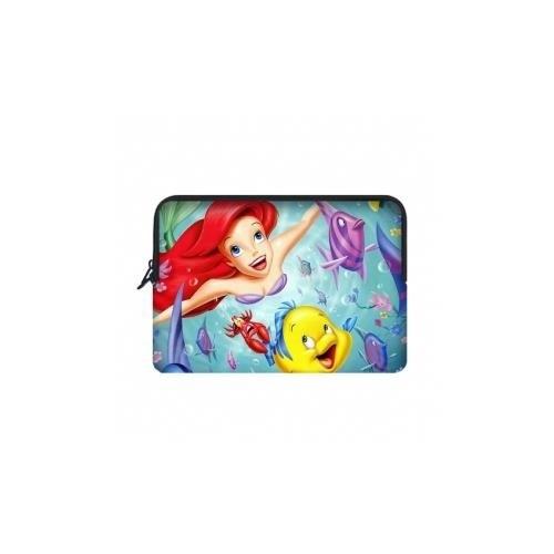 Borsa MacBook Air 13 My little Mermaid Ariel and Friends