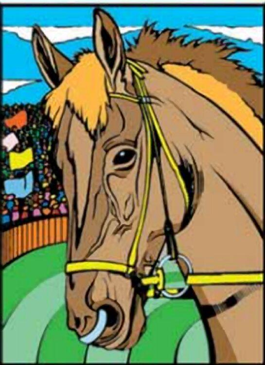 Tavola Colorvelvet Cavallo Medium