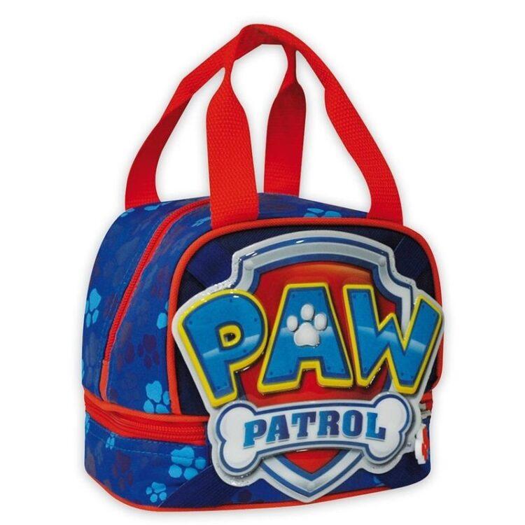 Portamerenda termico Paw Patrol Logo