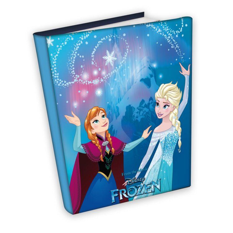 Diario scuola Frozen