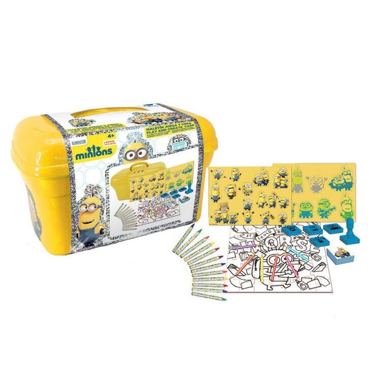 Valigetta gioca e crea Minions