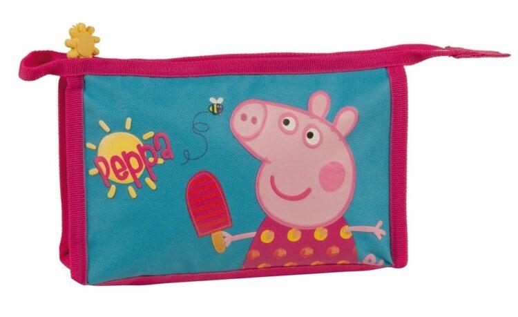 Astuccio portatutto Peppa Pig Lolly Ice