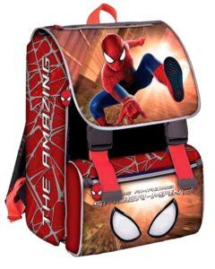 Zaino elementari estensibile Amazing Spiderman 2