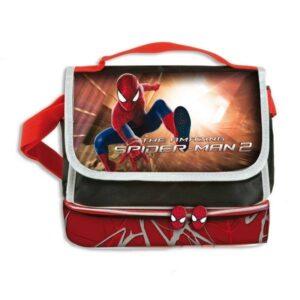 Portamerenda termico Amazing Spiderman 2