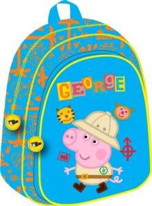 Zainetto asilo George Peppa Pig Mission