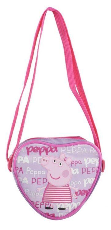 Borsetta cuore Peppa Pig