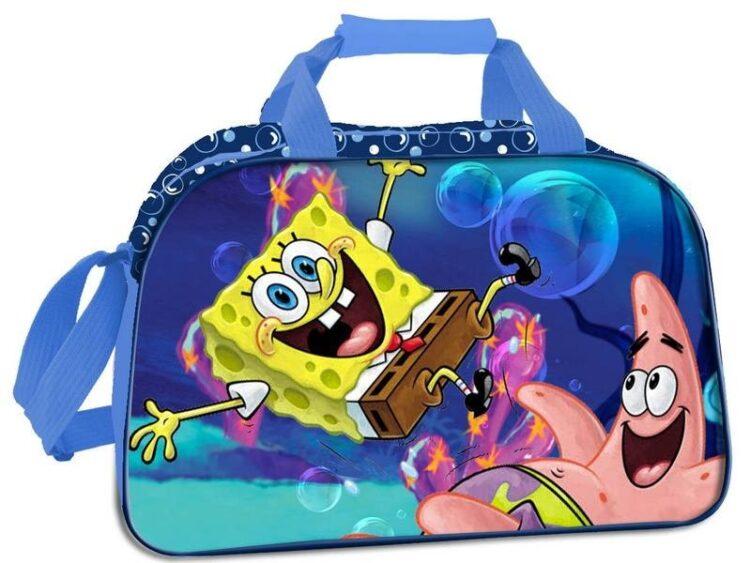 Borsone sport Spongebob Jellyfish