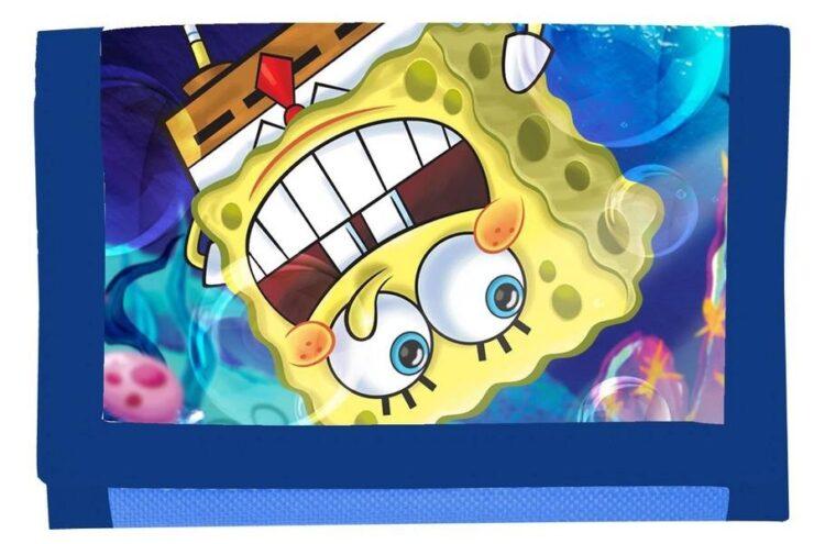 Portafoglio Spongebob Jellyfish