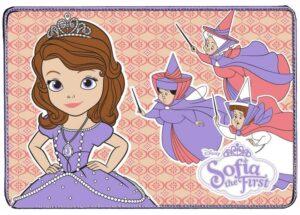 Tovaglietta cotone Sofia la Principessa