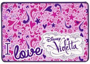 Tovaglietta cotone Violetta Multicolor