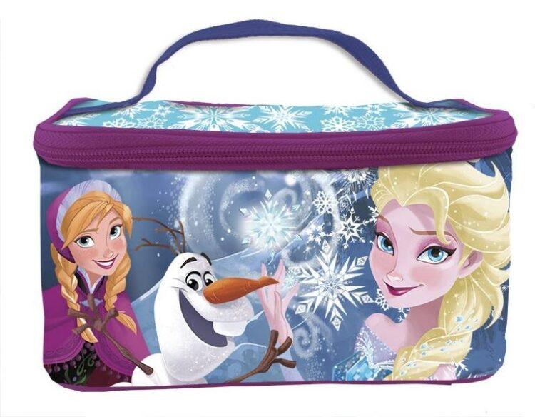Beauty case Disney Frozen Blu