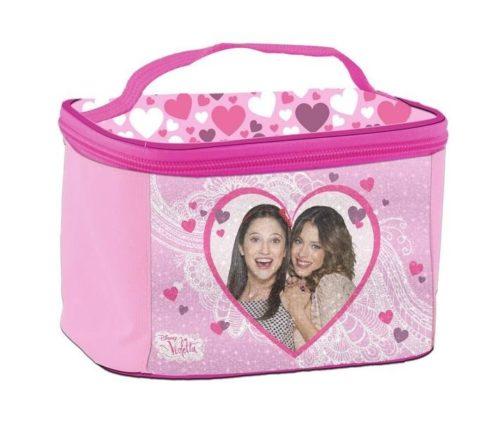 Beauty case Violetta Heart