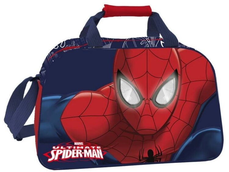 Borsone sport Spiderman Eyes Power