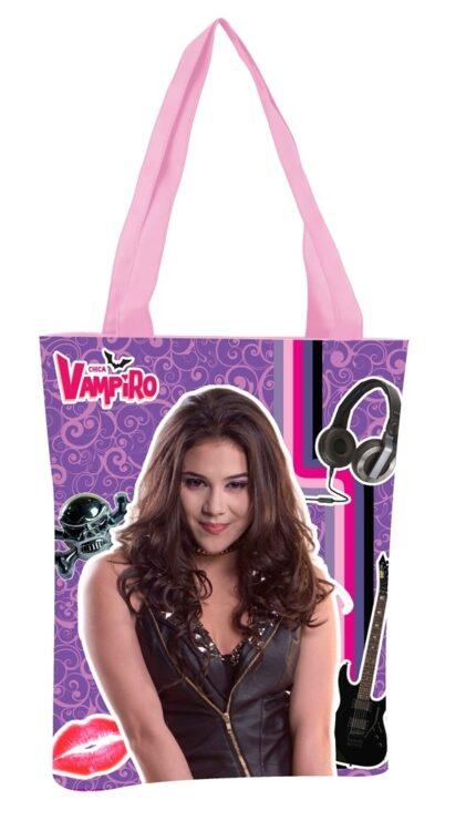 Borsa shopping Chica Vampiro Rock