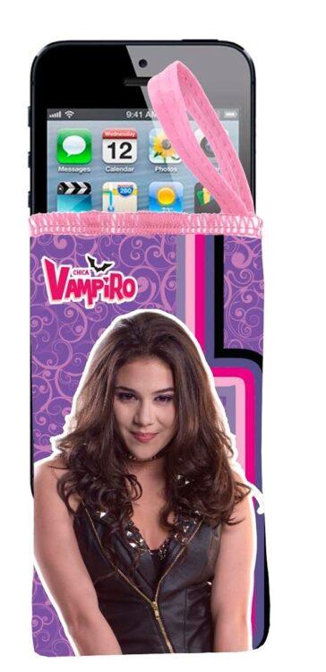 Custodia iPhone Chica Vampiro Rock