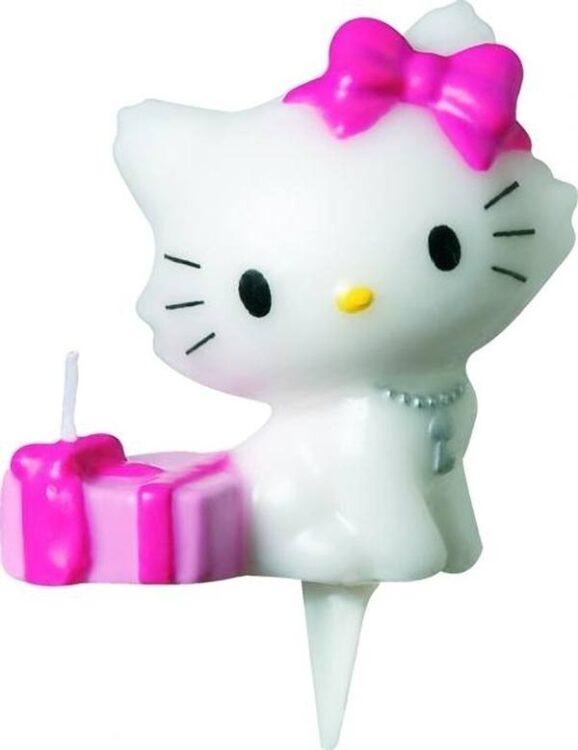 Candelina 3D per torta Charmmy Kitty